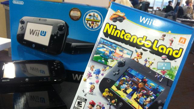 Wii U Game Review: 'Nintendo Land' With a Crowd Is a Pleaser