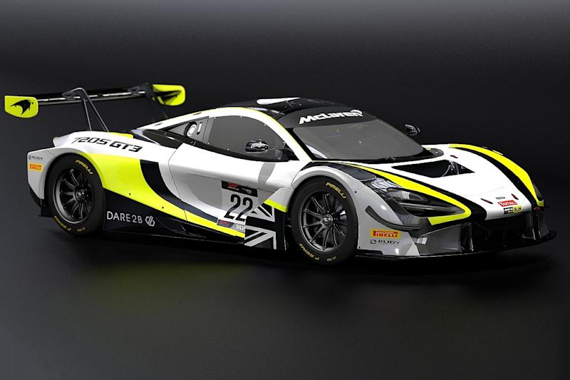 Button-backed GT team switches to British GT