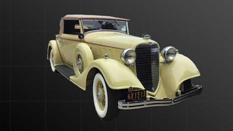 New York's Premiere Motorcar Auction To Take Place This Fall