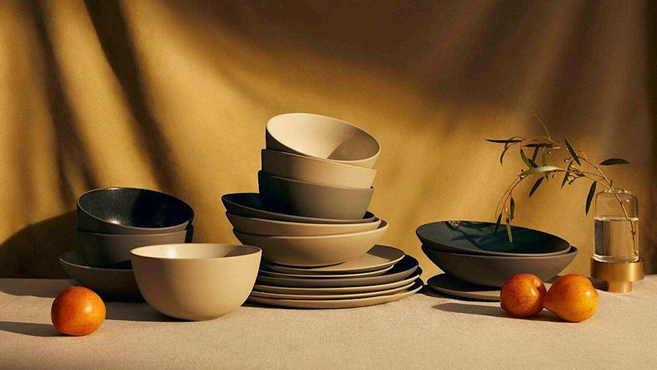 Material Kitchen Tableware Collection