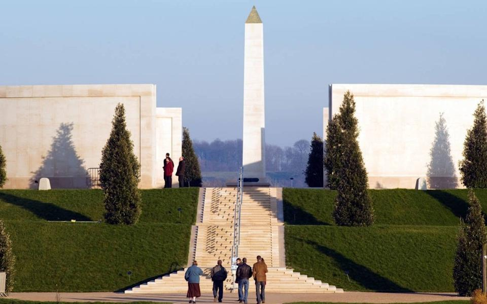 The National Memorial Arboretum in Staffordshire is a sight to behold  - WilliamRobinson