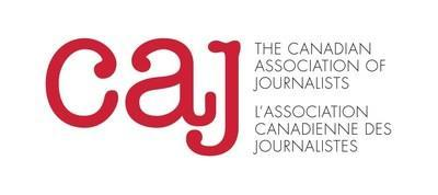 The CAJ is Canada's largest national professional organization for journalists from all media, representing more than 700 members across the country. The CAJ's primary roles are to provide high-quality professional development for its members and public-interest advocacy. (CNW Group/Canadian Association of Journalists)