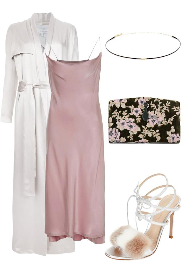 Be the best dressed guest the winter weddings edit for Wedding guest dresses for cold weather