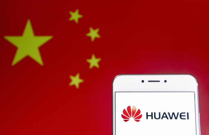 Huawei will be allowed to build parts of UK's 5G network
