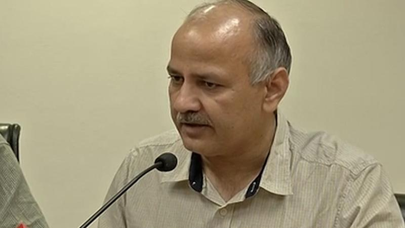 BJP Govt Spent Rs 2,000 Cr on 3-Year Anniversary Ads: Sisodia