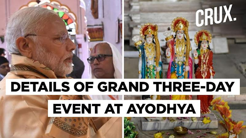 PM Modi To Announce Blueprint For 'New Ayodhya'