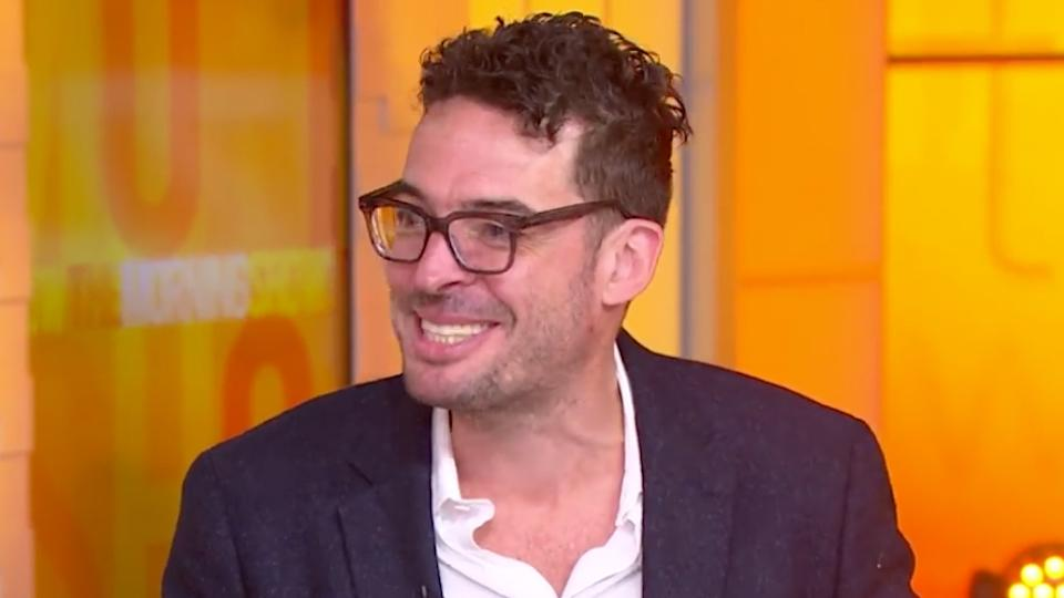 After finishing up his role on Network Ten's Studio 10 in September, Joe Hildebrand has appeared on Seven's The Morning Show. Photo: Seven