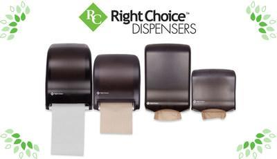 Right Choice® Towel Dispensers