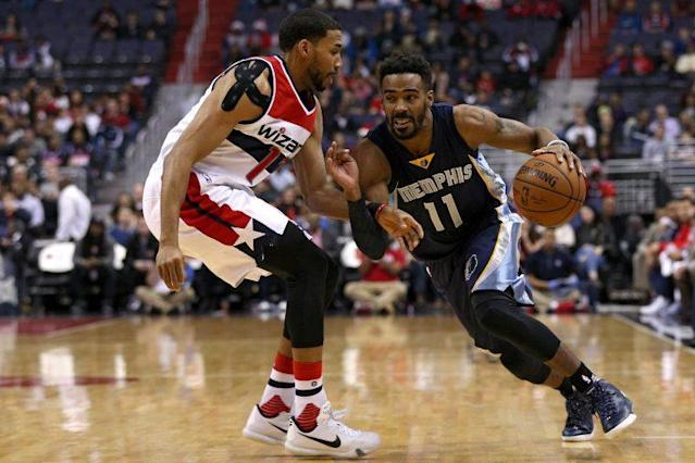 Mike Conley (Getty Images)