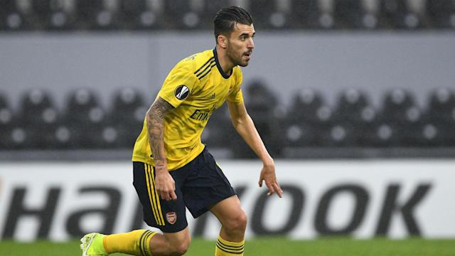 Unai Emery has suffered a blow to his hopes of turning Arsenal's form around, learning he will be without Dani Ceballos for the next month.