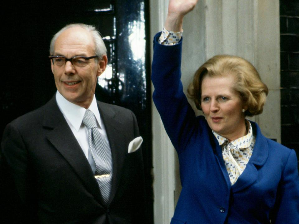 margaret thatcher 1979 wins