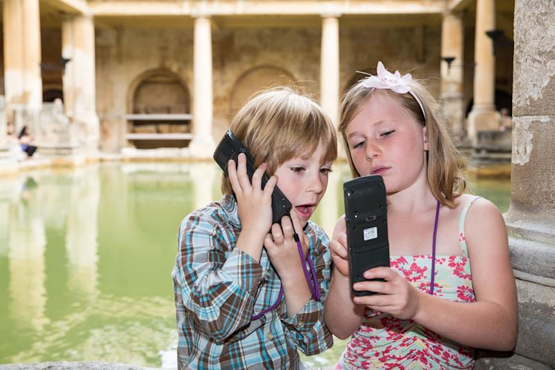 A UK city break offers a chance to discover something new as a family - and there may be time for a bit of luxury for parents, too - Visit Bath