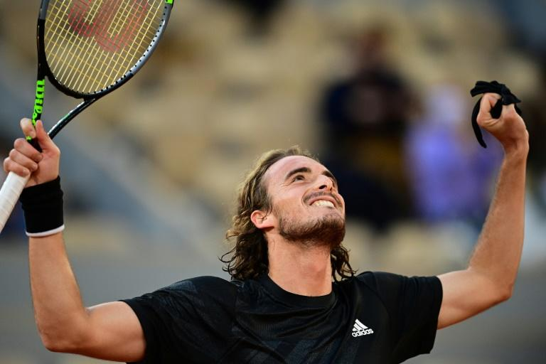 'I'm an adult now': Tsitsipas chasing 'something spectacular' in Paris