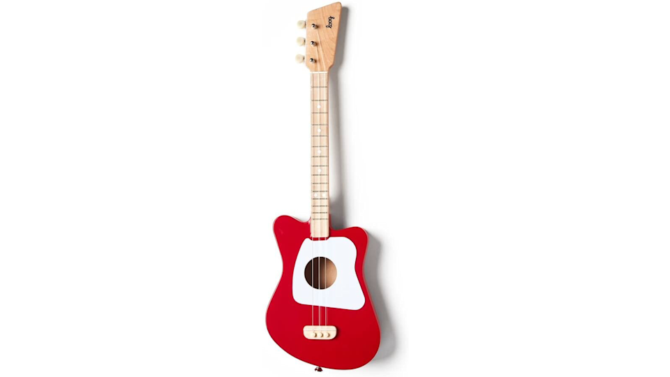 Valentine's gifts for kids: Loog Mini Guitar