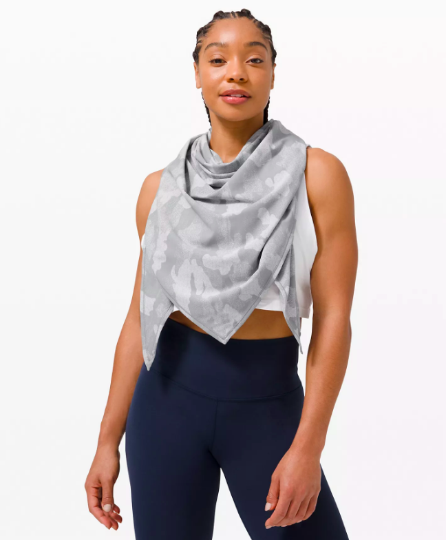 All You Need Scarf (Photo via Lululemon)