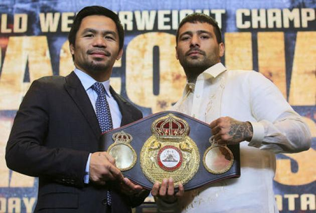 <p>Boxing: Pacquiao not closing the door on trainer Roach</p>