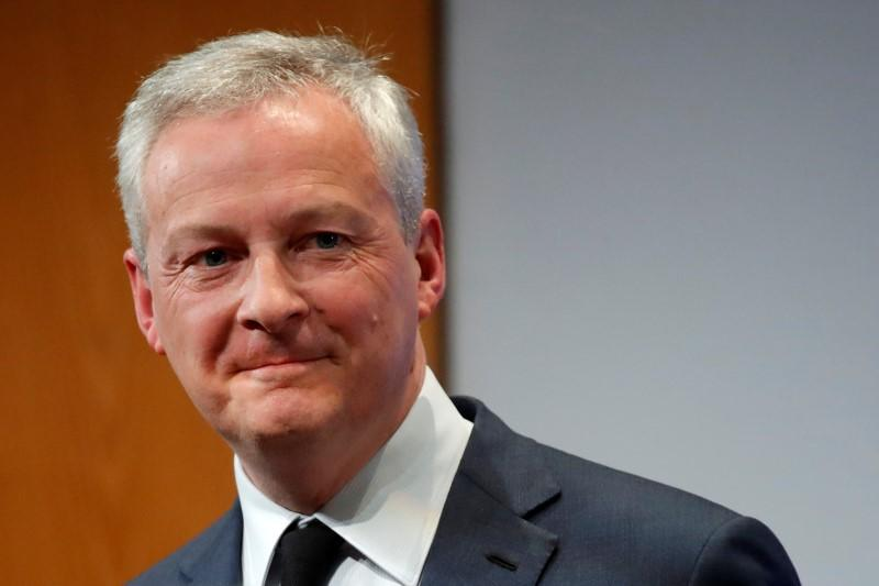 France hopes for imminent compromise with U.S. on digital tax - Le Maire