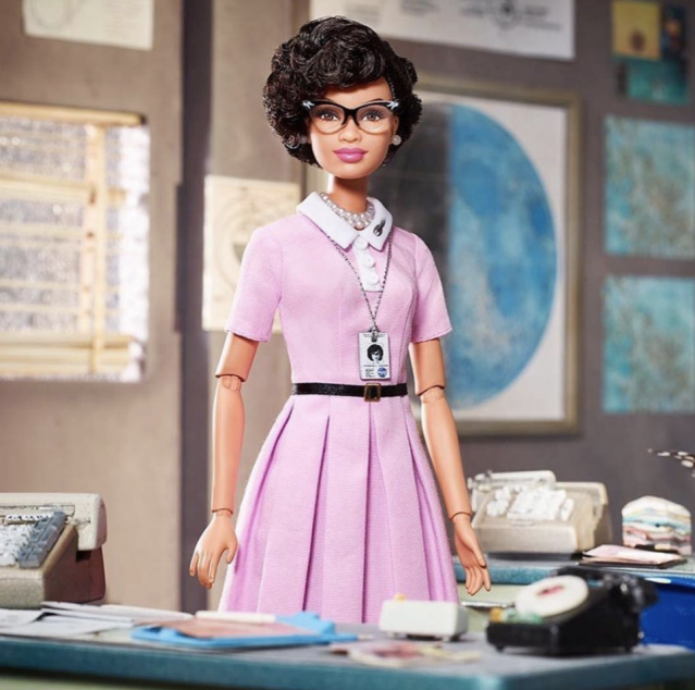"<p>The <em>Empire</em> star was super excited about the release of Mattel's new line of ""Shero"" dolls, relased for International Women's Day. Henson was particulary psyched about the Katherine Johnson version, who was the real-life NASA mathematician, played by the actress, in<em> Hidden Figures</em>. ""SO IMPORTANT!"" she captioned this shot of doll. ""THANK YOU @Barbie. ""I WISH I had this option as a little girl! #HIDDENNOMORE"" (Photo: <a href=""https://www.instagram.com/p/BgBxIhnAfNO/?taken-by=tarajiphenson"" rel=""nofollow noopener"" target=""_blank"" data-ylk=""slk:Taraji P. Henson via Instagram"" class=""link rapid-noclick-resp"">Taraji P. Henson via Instagram</a>) </p>"
