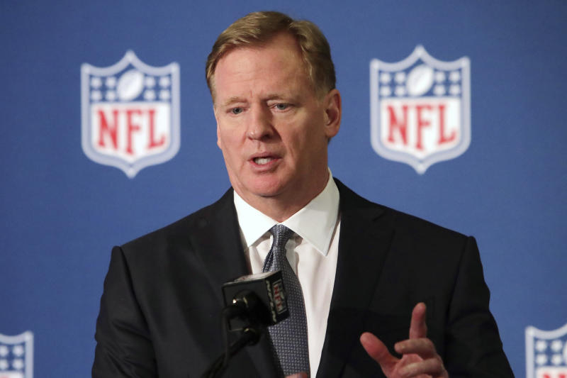 Column: Goodell's mea culpa is a good start - and no more
