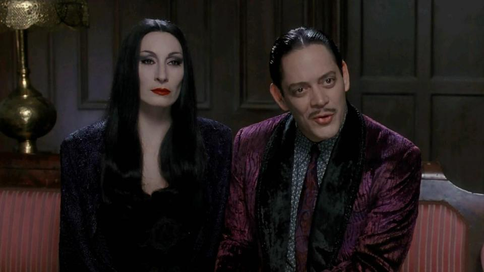 <p> There have been many iterations of the Addams Family but a certain generation won't be able to look past this 1991 cult classic. The kooky clan is made up of Anjelica Huston's matriarch, Morticia, the always-wonderful Raul Julia as Gomez and features seminal performances from the likes of Christopher Lloyd and Christina Ricci that would help propel the franchise into the stratosphere in the '90s. It's a genuinely funny film, too, with plenty of warmth and oddball behaviour to entertain viewers of all ages. </p>