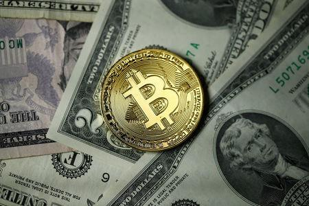Bitcoin inched forward on Friday.