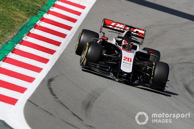 "Kevin Magnussen, Haas F1 Team VF-20 <span class=""copyright"">Steven Tee / Motorsport Images</span>"