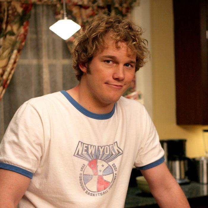 <p>Almost 15 years before Pratt found himself making wise cracks as Peter Quill in <em>Guardians of the Galaxy</em>, he had a starring role as Bright Abbott in The WB series <em>Everwood</em>.</p>