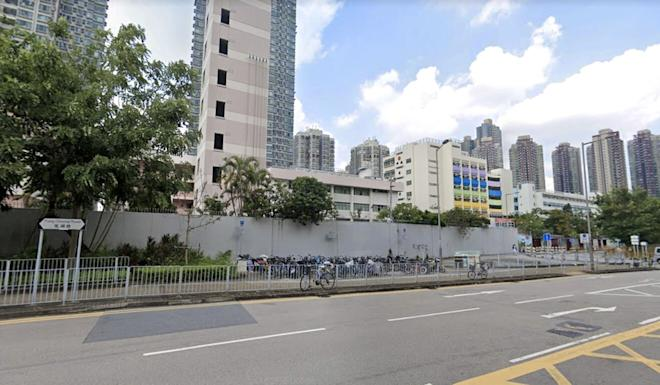 Fung Cheung Road in Yuen Long, site of the petrol bomb incident. Photo: Handout