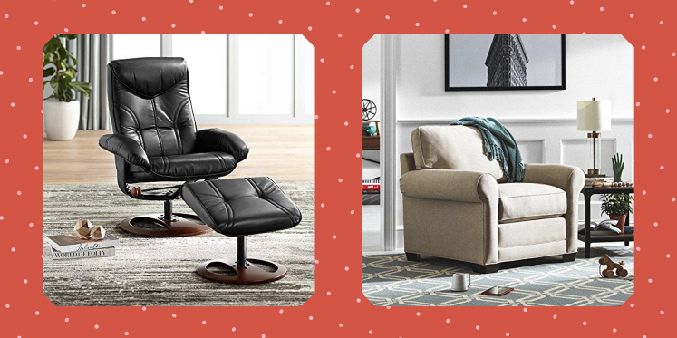 <p>We've scoured the web and picked out the best comfy chair options so you can start relaxing as soon as possible. What follows are the absolute most comfortable chairs for curling up with a book, watching your favorite movie, or simply spending time talking with friends and neighbors over a drink. The best part, of course, is that none of our options will break the bank—promise! Settle in, stay cozy, and let's get shopping.</p>