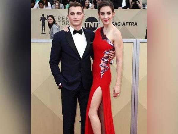 Dave Franco and Alison Brie (Image source: Instagram)