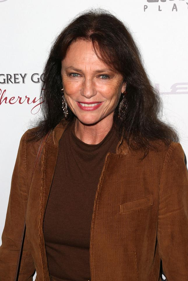 """BEVERLY HILLS, CA - NOVEMBER 19:  Actress Jacqueline Bisset attends the Screening Of The Weinstein Company's """"Silver Linings Playbook"""" at The Academy of Motion Pictures Arts and Sciences on November 19, 2012 in Beverly Hills, California.  (Photo by Frederick M. Brown/Getty Images)"""