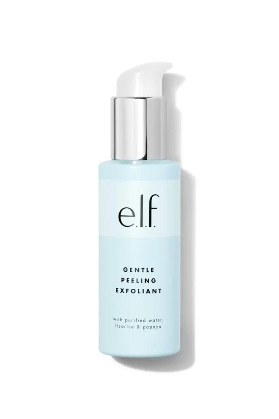 """<p><strong>e.l.f. Cosmetics</strong></p><p>ulta.com</p><p><strong>$10.00</strong></p><p><a href=""""https://go.redirectingat.com?id=74968X1596630&url=https%3A%2F%2Fwww.ulta.com%2Fp%2Fgentle-peeling-exfoliant-xlsImpprod16691005&sref=https%3A%2F%2Fwww.seventeen.com%2Fbeauty%2Fmakeup-skincare%2Fg36866431%2Fbest-elf-makeup-skincare-products%2F"""" rel=""""nofollow noopener"""" target=""""_blank"""" data-ylk=""""slk:Shop Now"""" class=""""link rapid-noclick-resp"""">Shop Now</a></p><p>Over the years, E.L.F. has seriously stepped up its skincare game. The Gentle Peeling Exfoliant starts out as a clear gel but turns into small exfoliating balls after you rub it onto your skin. This is because it picks up dead skin cells and leftover products, and I will say that it is totally satisfying.</p>"""