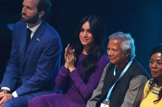 Meghan Markle One Young World Summit Opening Ceremony