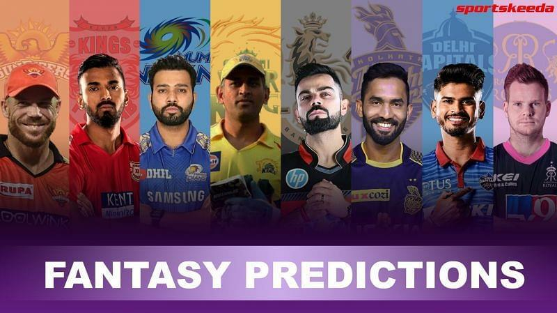 KKR vs DC IPL 2020 | Dream11 Tips