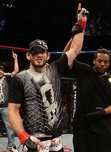 Jon Fitch has dropped meat from his diet as he prepares for his UFC 127 main event against B.J. Penn