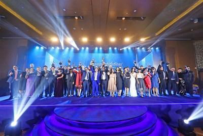 Thirty-Five Vietnamese Outstanding Award Recipients were honoured at The Asia Pacific Enterprise Awards 2020 - Vietnam Chapter