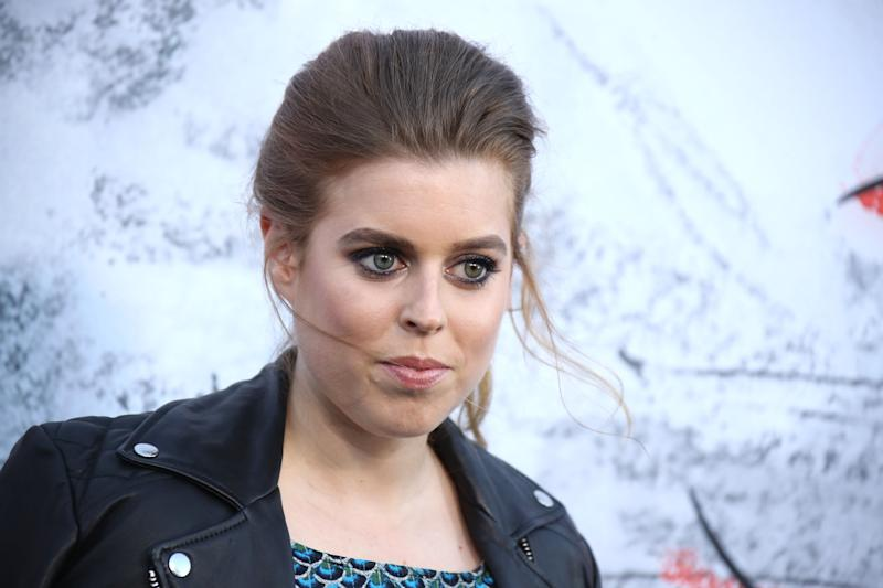 LONDON, ENGLAND - JUNE 19: Princess Beatrice of York attends The Serpentine Gallery Summer Party at The Serpentine Gallery on June 19, 2018 in London, England. (Photo by Mike Marsland/WireImage)