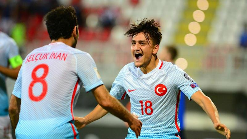 Monchi a big factor as Turkey starlet Under snubs City for Roma, says agent