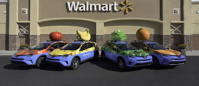 Walmart ends grocery delivery deal with Uber and Lyft