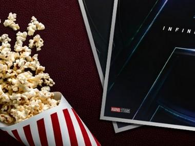 OnePlus India is giving away 6,000 Marvel Avengers: Infinity War tickets to users on 26 April