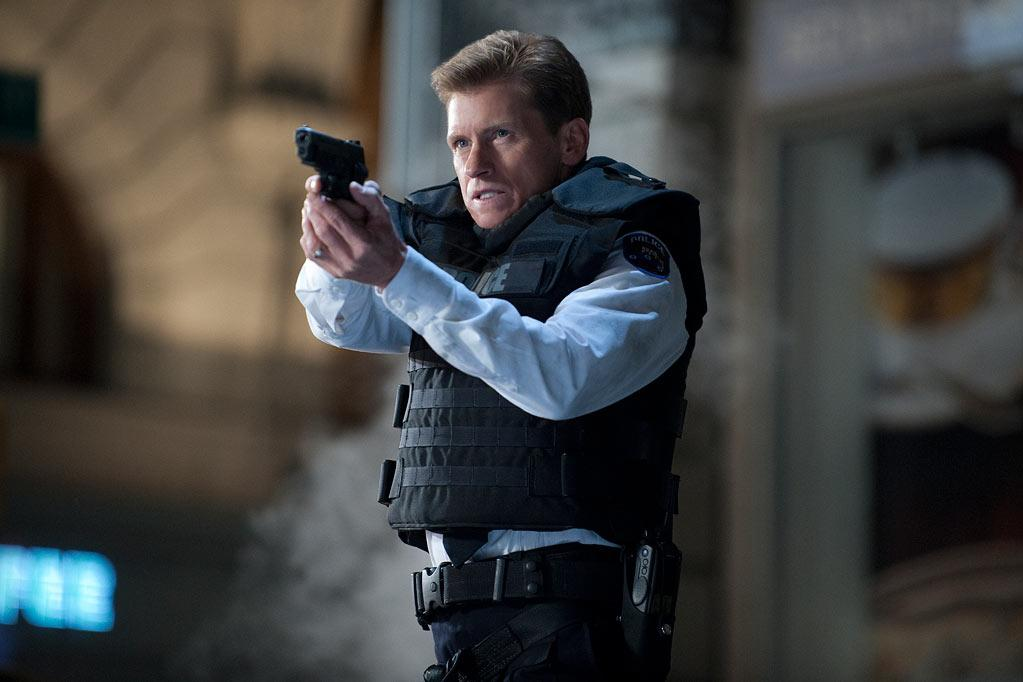 """Denis Leary in Columbia Pictures' """"<a href=""""http://movies.yahoo.com/movie/the-amazing-spiderman/"""">The Amazing Spider-Man</a>"""" - 2012"""