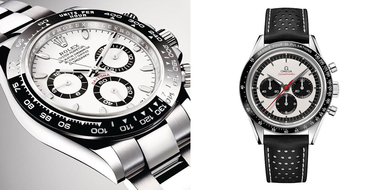 <p>The watches you see beneath are some of the best chronographs you can buy for less than £10,000. But more than that, they represent a carefully curated list of the chronographs that we at QP think you should buy. There's a subtle difference. There are a lot of chronographs out there, and some of the best makers – Omega, Breitling, TAG Heuer – make several models that are absolutely unimpeachable. </p><p>We've decided to be strict, however, and only allow one watch per brand. It won't always be the most predictable, or the most mainstream, because who wants to be either of those things (although yes, the Rolex Daytona is on the list). It will be a watch that we feel is well made, well designed and, within the context of luxury watchmaking, reasonable value for money. In that spirit, some cost as little as £1,500 while others are knocking hard on the door of five figures. While they might not be either-or propositions, we think every watch on this list has the same appeal at heart. </p>