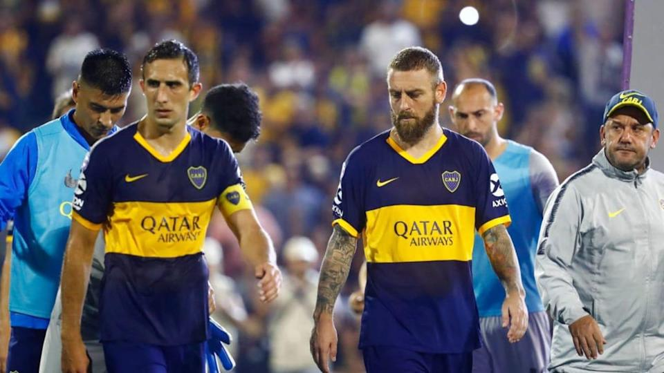 Rosario Central v Boca Juniors - Superliga 2019/20 | Marcos Brindicci/Getty Images
