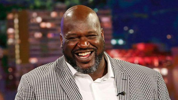PHOTO: Shaquille O'Neal appears on ABC's 'Jimmy Kimmel Live!,' on July 16, 2019. (Randy Holmes/ABC via Getty Images, FILE)