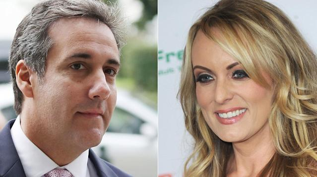 Trump Reportedly Never Reimbursed Lawyer For $130,000 To Stormy Daniels