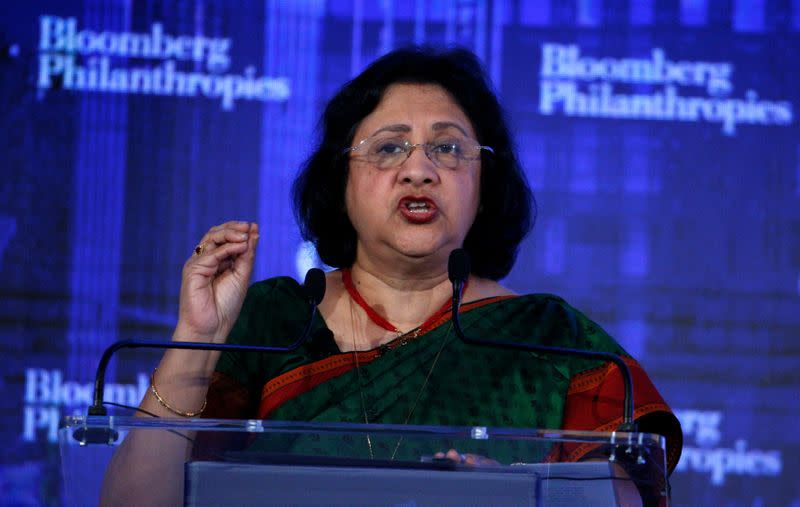 News post image: Salesforce hires former banker Arundhati Bhattacharya as India CEO - source