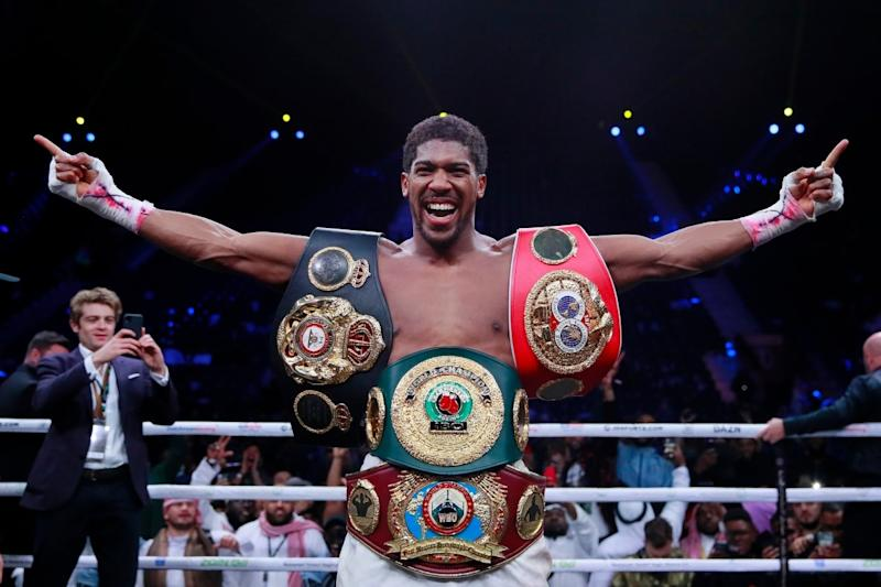 'Without Fans Something Huge is Missing': Anthony Joshua Hopes to Welcome Fans for Title Clash in December