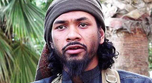 Australia's most senior Islamic State militant, former Melbourne man and terror recruiter Neil Prakash, posted links to the information on social media about 4:30am on Wednesday.