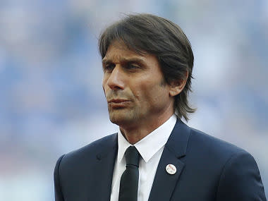 Inter Milan coach Antonio Conte under police protection after bullet sent in post to Serie A club, say reports