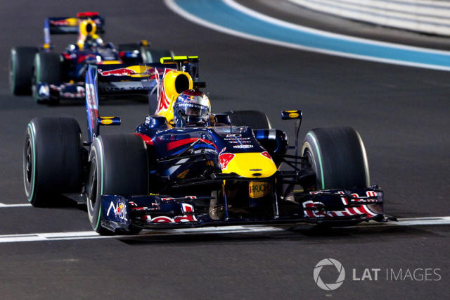 "26. El Red Bull Racing RB5 de F1 <span class=""copyright"">LAT Images</span>"